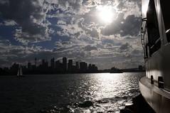 Ferry back to Sydney's Cirular Quay