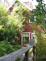 Cottage on Filbert Steps