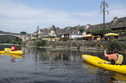 Argentat... Sur Dordogne