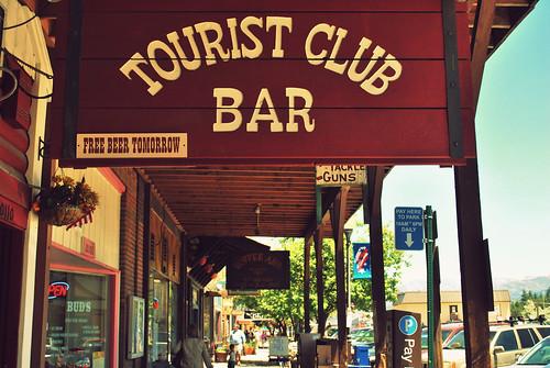 Tourist Bar
