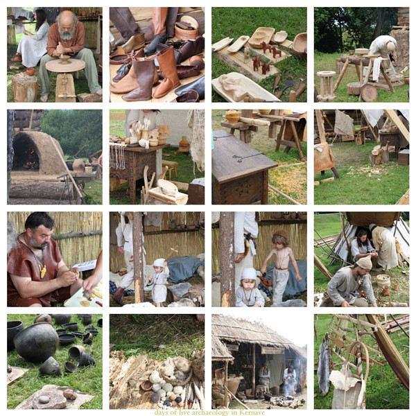 Festival of experimental archaeology