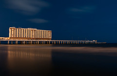 The Flagship (Noel Kerns) Tags: galveston abandoned night hotel texas flagship