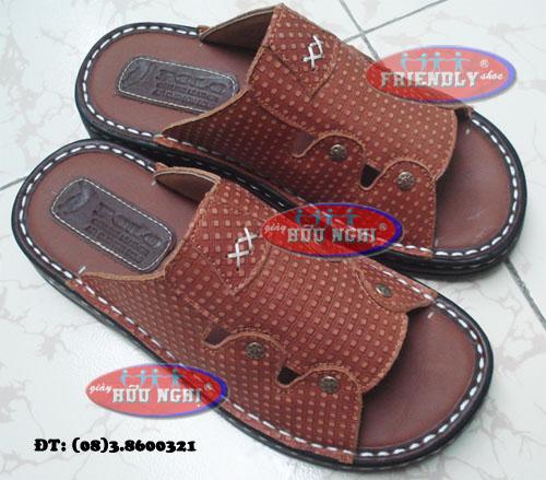 Chuyên sản xuất, cung cấp sỉ giày, dép...da dành cho nam - 24
