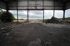 Rufford Closed Colliery, Notts. (ThenewMendoza) Tags: point disposal company coal rufford mansfield colliery bolsover notts rainworth ncb ukcoal