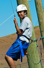 2010 Kalispel Challenge Course-102 (Eastern Washington University) Tags: county school college washington education university spokane native rope course american cheney ropes eastern challenge kalispel