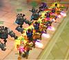 MMORPG Online GodsWar y la fiebre de la Copa
