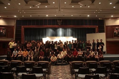 #Startup Lokal v3.0 Foto Bersama
