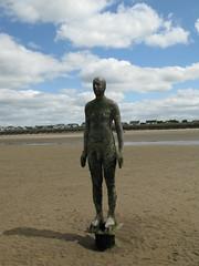 Antony Gormley's Another Place (Jonathan Rowland) Tags: sculptures antonygormley crosbybeach