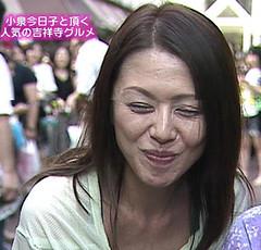 小泉今日子のセクシー画像(8)