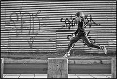 a los saltos (packer105) Tags: bw monocromo buenosaires bn nia geometra packer105