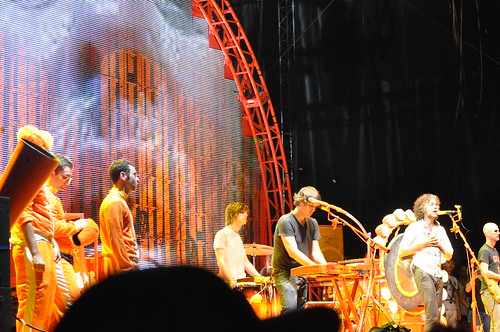 The Flaming Lips at Ottawa Bluesfest 2010