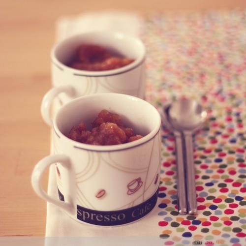iced coffee vintage