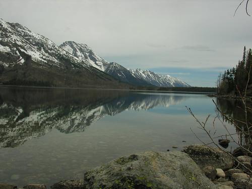 Jenny Lake view