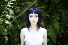 Erika, with the Cold Stare (Lou O' Bedlam) Tags: digital losangeles erika rattlesnakepark topangacanyon 5110 louobedlam lounoble