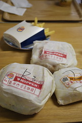 バーキン3周年ハンバーガー「ロデオワッパー」