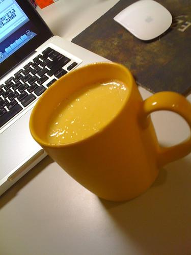 芒果鳳梨牛奶
