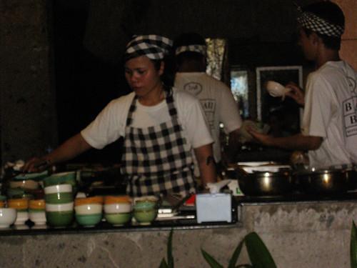 Chefs at Bumbu Bali