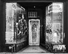 """Grand Opening"" Spadina Storefront ~ Toronto (Sally E J Hunter) Tags: toronto graffiti blackwhite closed noiretblanc storefront spadina moo1 conbw topwkm"