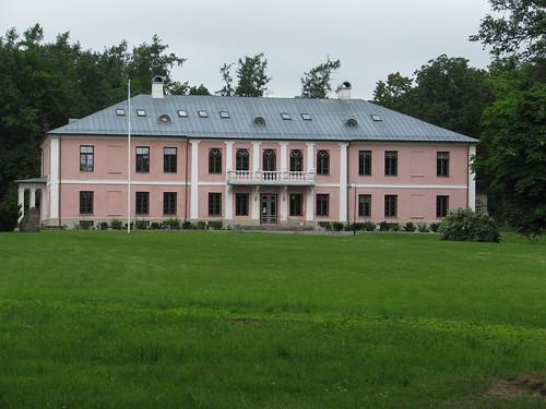 Tõstamaa manor