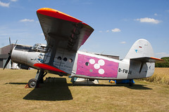 D-FWJE - 1G108-69 - Private - Antonov AN-2TD - 100710 - Fowlmere - Steven Gray - IMG_6623