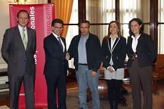 Convenio de colaboración entre Banco Herrero y AFAS