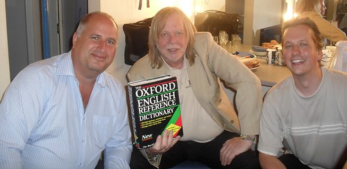 Words fail me meet Rick Wakeman