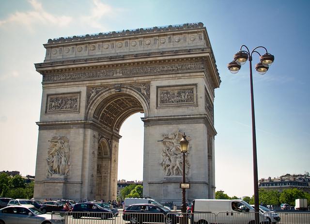 290610_ Arc de Triomphe de l'Étoile #1