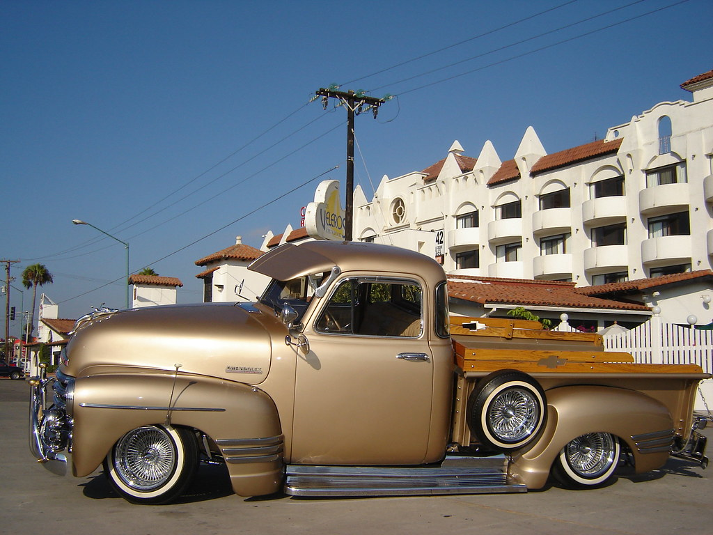 down (619lowrider) Tags: show wood cars chevrolet up car truck mexico ...