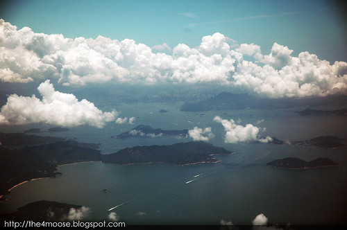 TR2963 - Hong Kong Islands
