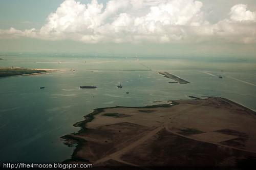 TR2963 - Pulau Tekong Land Reclamation (Sejahat Parcel), Singapore