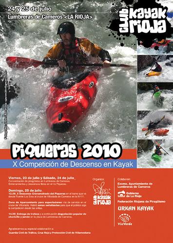 X Competición Descenso Piqueras 2010