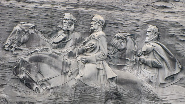 Davis, Lee, and Stonewall Jackson