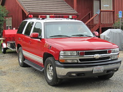 Fire Chief's Chevrolet SUV (MR38) Tags: chevrolet julian chief fir emergency suv volunter