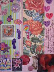 Endurance (sparklerama) Tags: art collage diary journal visual healing artjournal therapuetic arttherapy artdiary