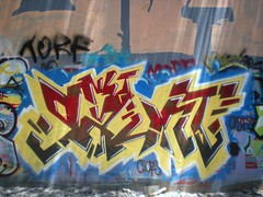 gaunt (nightimejunky) Tags: sf sanfrancisco graffiti hands tags bayarea handstyles esseff clops
