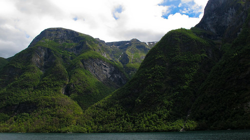 View of the Fjord - Nærøyfjord, Norway