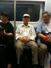 subway people (-dg) Tags: missingfingers subwaypeople