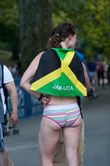 2010 Jamaica Underwear Run (FreeVerse Photography) Tags: nyc newyorkcity race underwear centralpark wierd runners gothamist wtf
