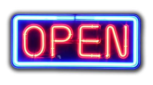 open-neon