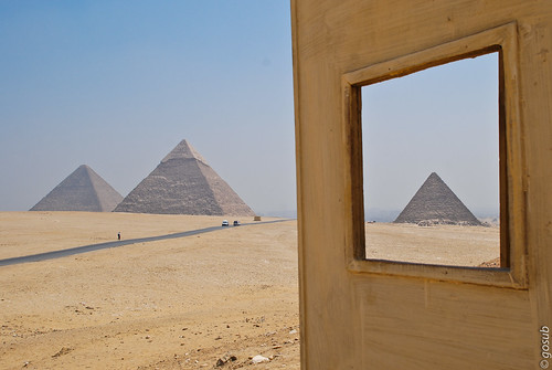 pyramid window - gosub