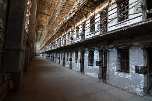 1ST FLOOR WEST CELL BLOCK