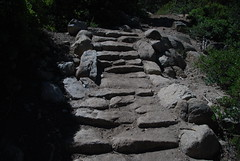 Rock Steps Photo