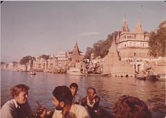 Benars (lomo lobo) Tags: vacation india holiday vintage foto postcards tarjetapostal aejo vacacin deveraneo