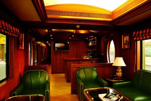 Maharajas' Express - Rajah Club