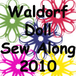 Waldorf Doll Sew Along