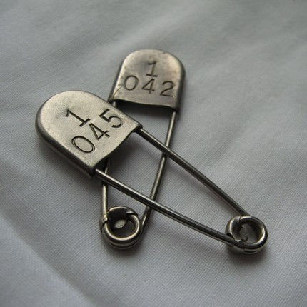 locker swim pins