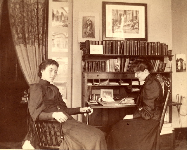 1910 Dorm Room