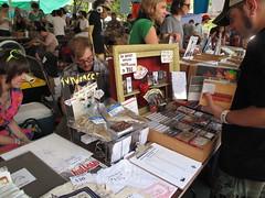 IMG_6017 (GarrettN) Tags: music chicago indie tapes recordfair oppressiveheat pitchfork2010