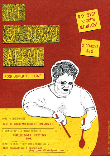 THE SIT DOWN AFFAIR 3