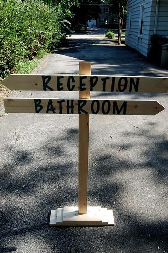 <---- reception bathroom ---->